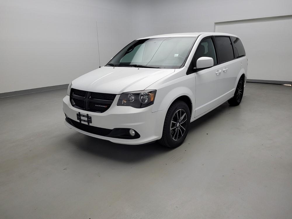 Used 2018 Dodge Grand Caravan Driver Front Bumper