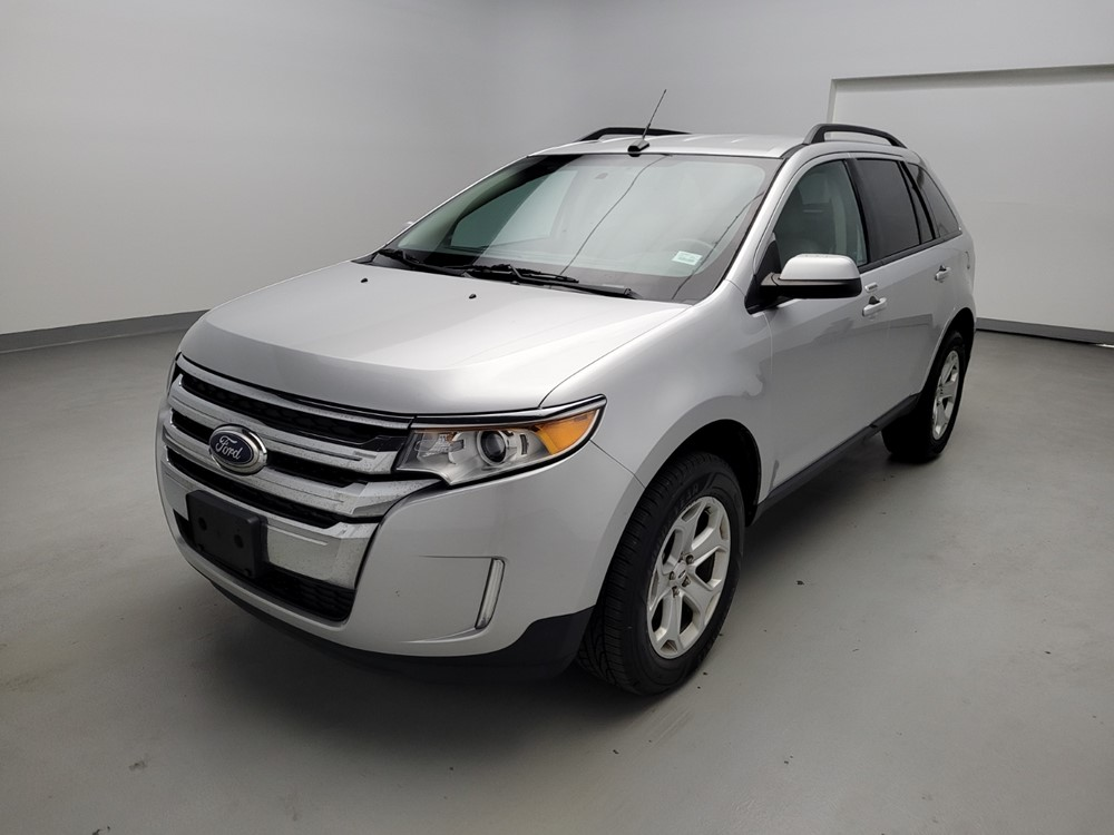 Used 2013 Ford Edge Driver Front Bumper