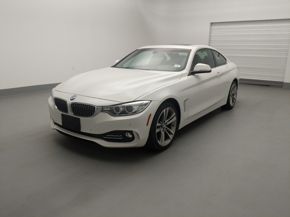 Used 2017 BMW 430i Driver Front Bumper