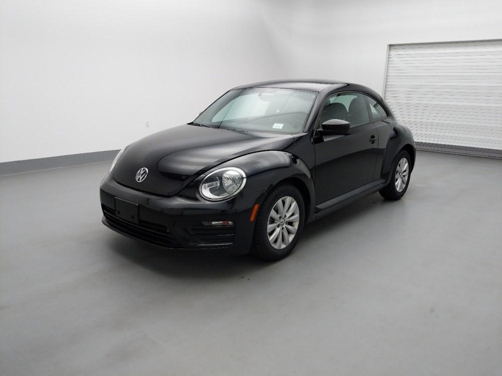 Used 2017 Volkswagen Beetle Driver Front Bumper
