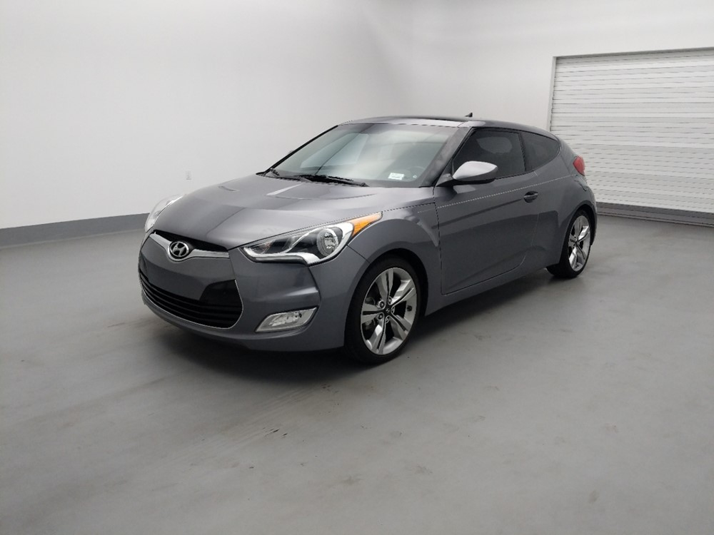 Used 2015 Hyundai Veloster Driver Front Bumper