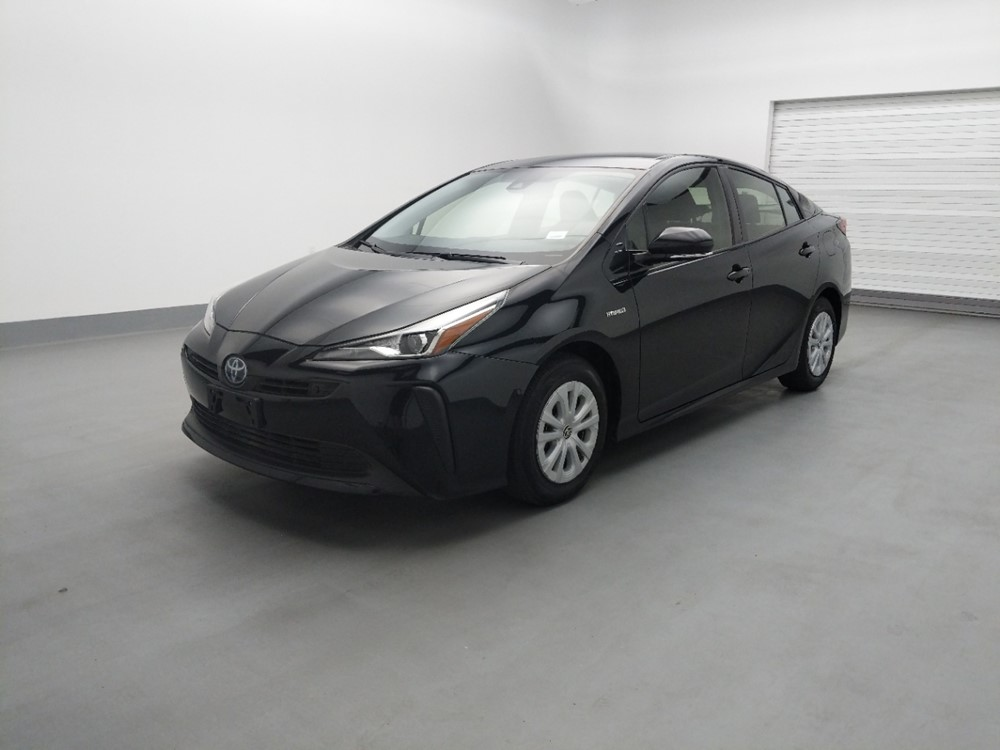 Used 2019 Toyota Prius Driver Front Bumper