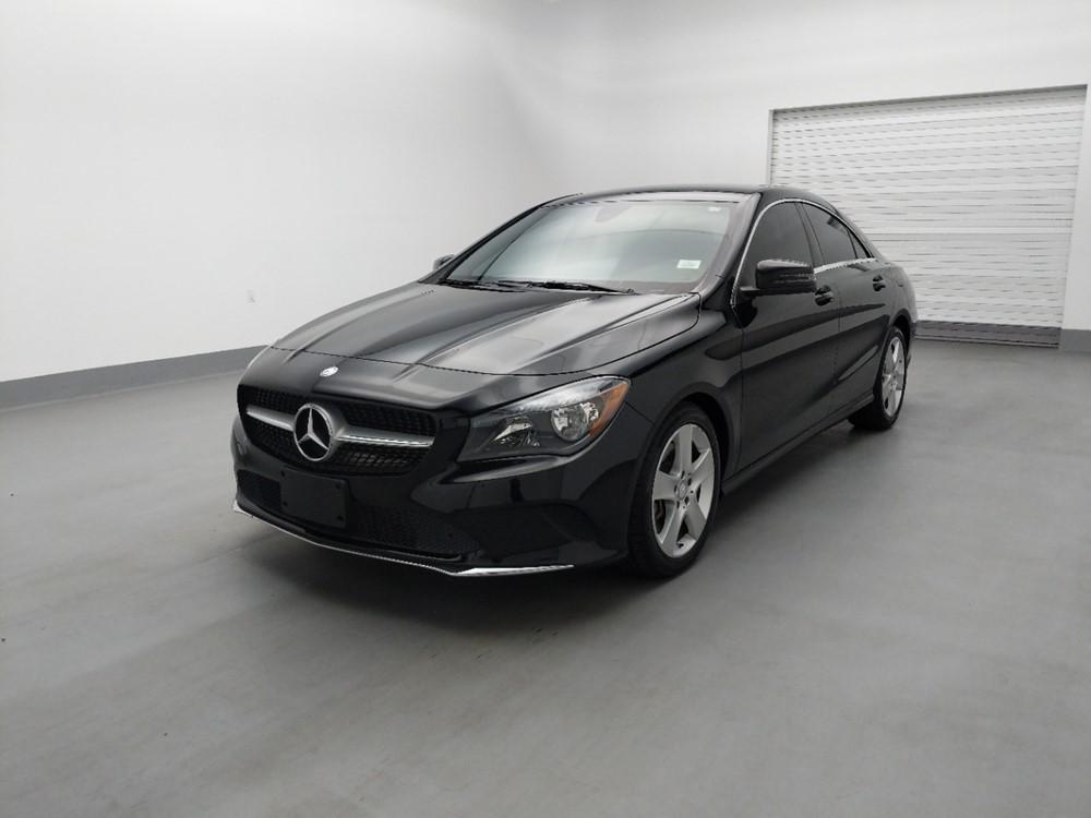 Used 2017 Mercedes-Benz CLA250 Driver Front Bumper