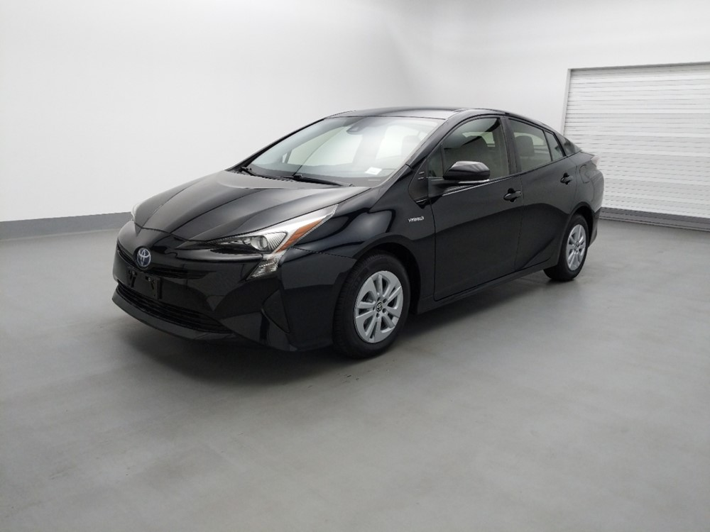 Used 2017 Toyota Prius Driver Front Bumper
