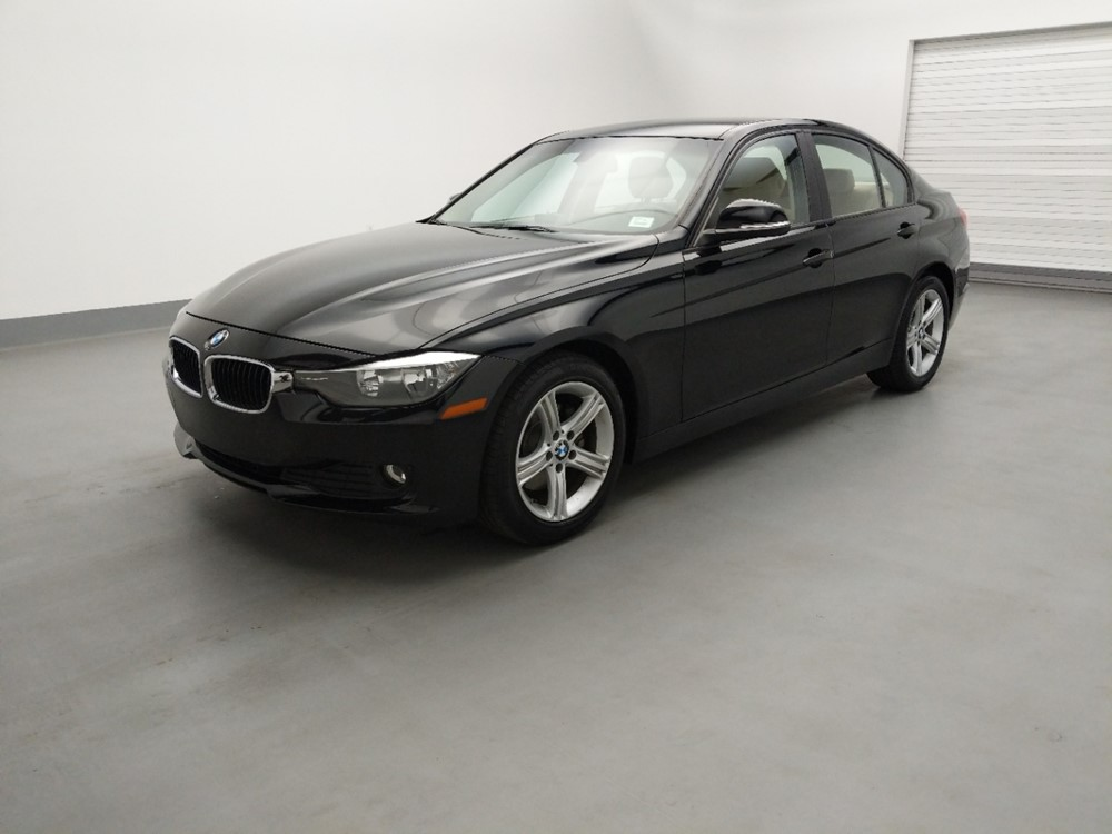 Used 2015 BMW 320i Driver Front Bumper