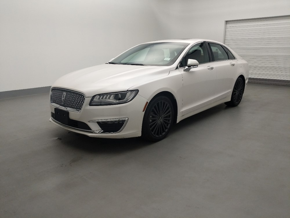 Used 2018 Lincoln MKZ Driver Front Bumper