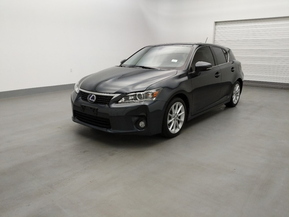 Used 2011 Lexus CT 200h Driver Front Bumper
