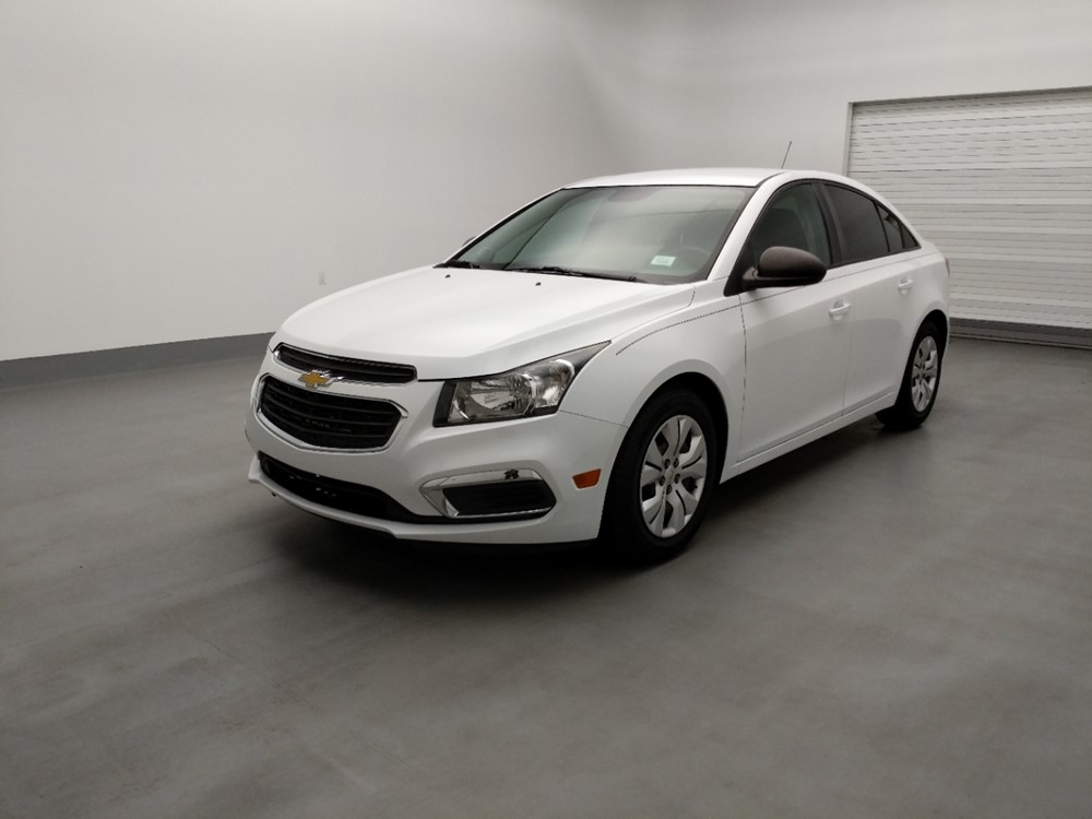 Used 2016 Chevrolet Cruze Driver Front Bumper