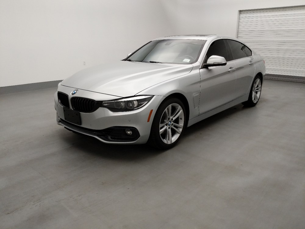 Used 2018 BMW 430i Driver Front Bumper