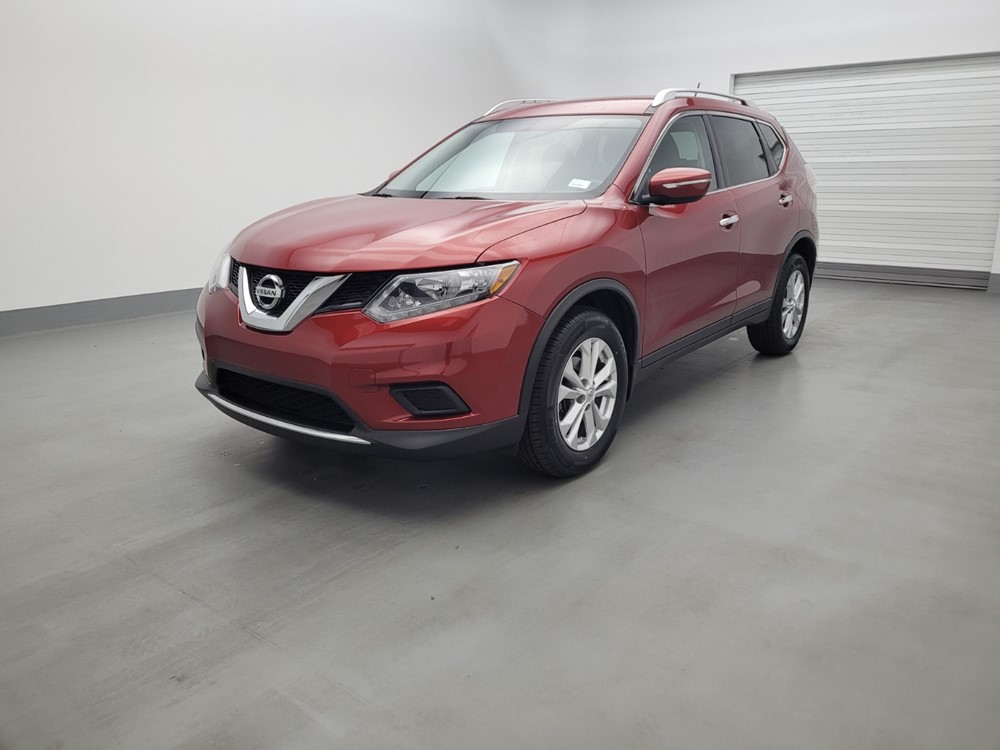 Used 2015 Nissan Rogue Driver Front Bumper