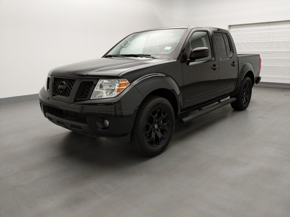 Used 2019 Nissan Frontier Driver Front Bumper