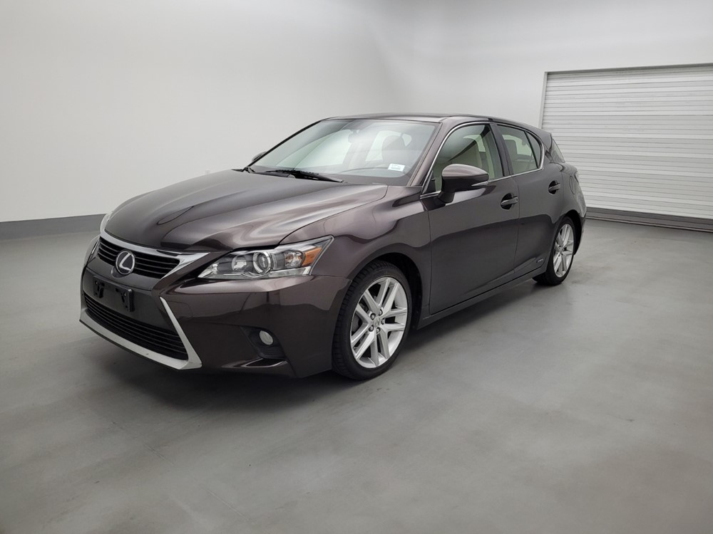 Used 2014 Lexus CT 200h Driver Front Bumper
