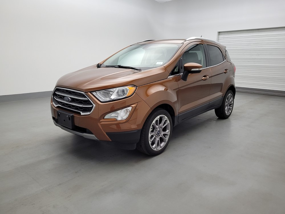 Used 2019 Ford Eco Driver Front Bumper