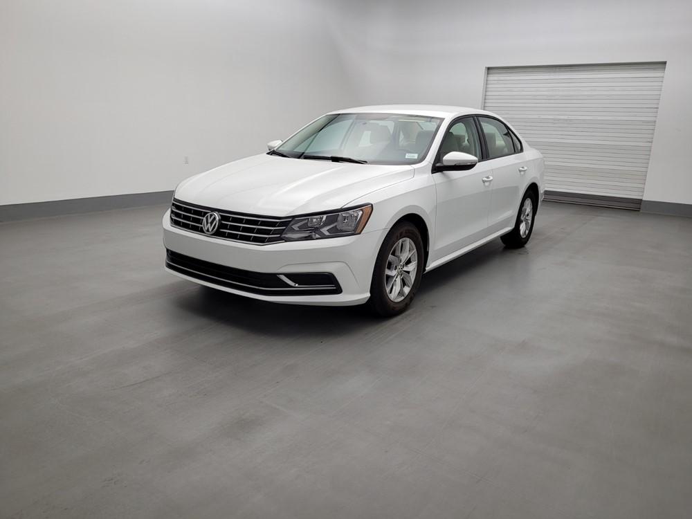 Used 2018 Volkswagen Passat Driver Front Bumper
