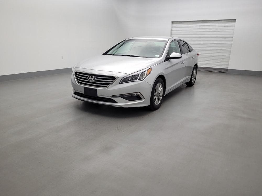 Used 2015 Hyundai Sonata Driver Front Bumper