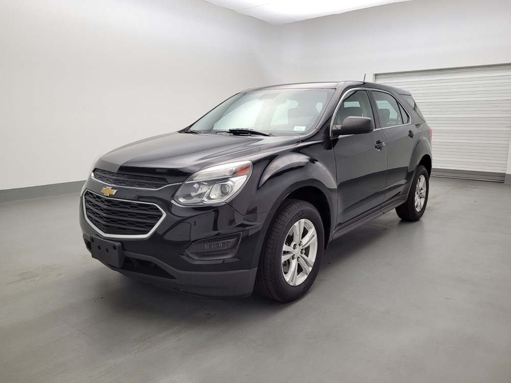 Used 2016 Chevrolet Equinox Driver Front Bumper