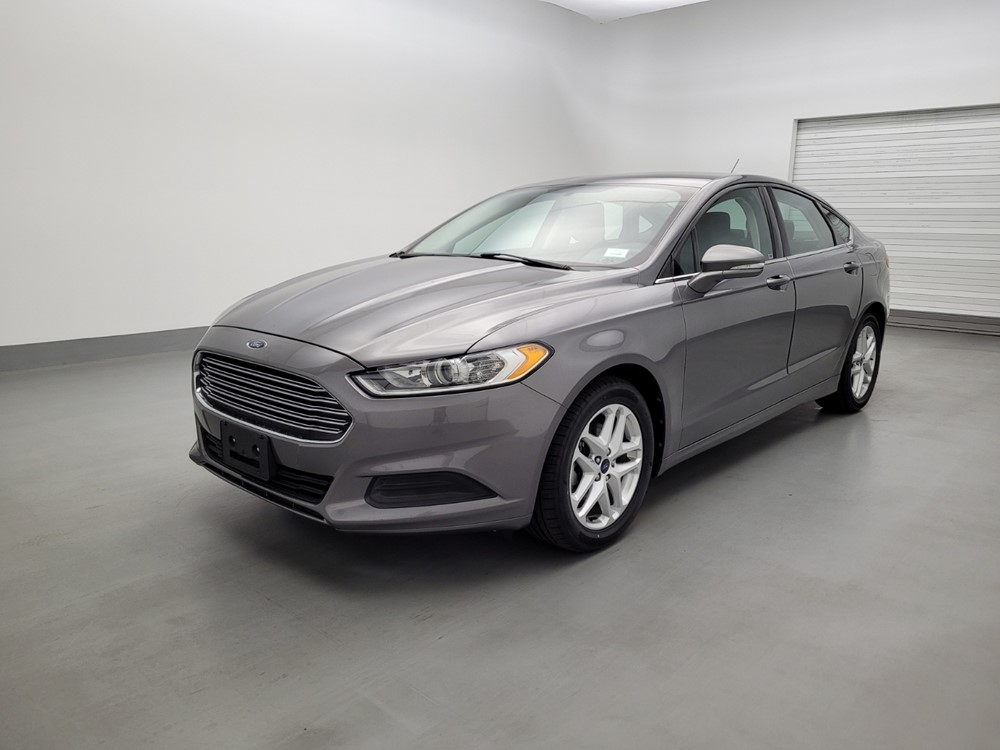Used 2014 Ford Fusion Driver Front Bumper