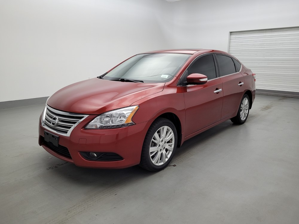 Used 2015 Nissan Sentra Driver Front Bumper