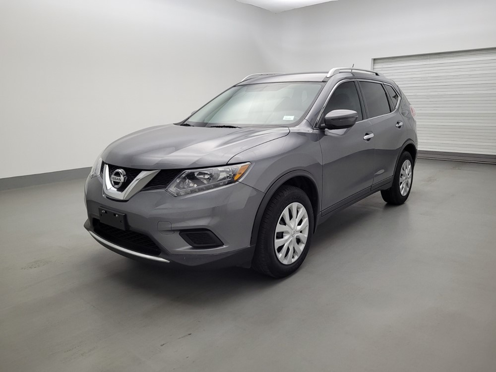 Used 2016 Nissan Rogue Driver Front Bumper