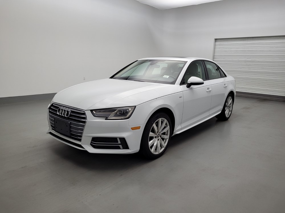 Used 2018 Audi A4 Driver Front Bumper