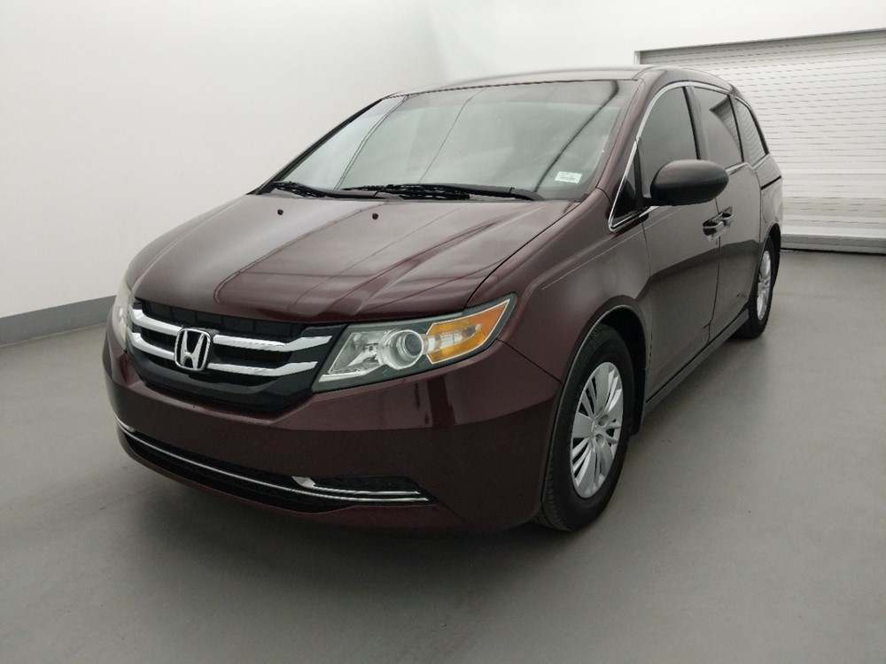 Used 2014 Honda Odyssey Driver Front Bumper