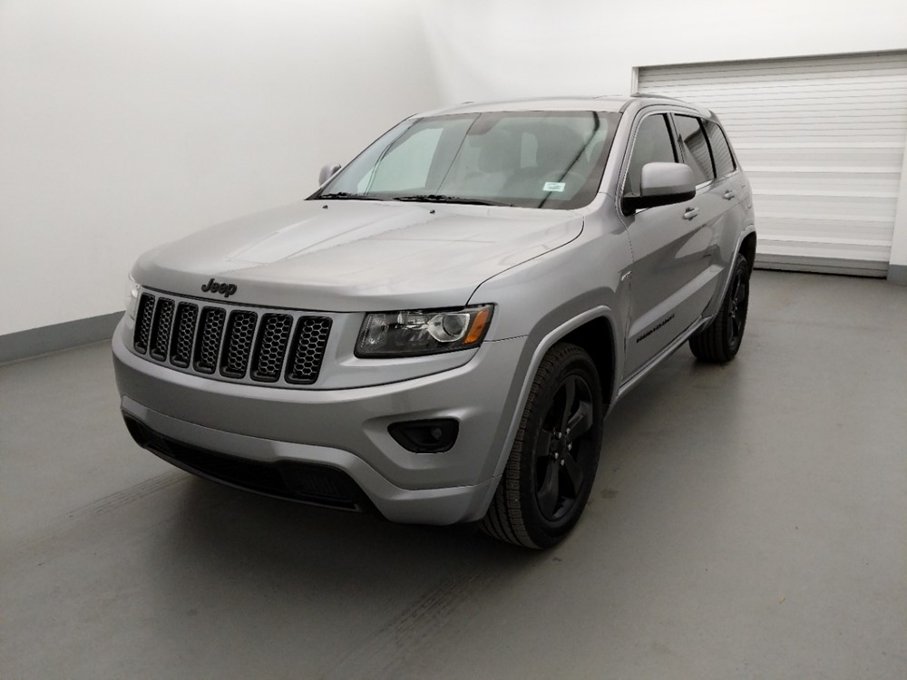 Used 2015 Jeep Grand Cherokee Driver Front Bumper