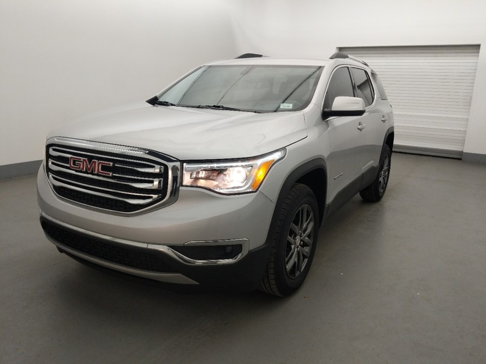 Used 2017 GMC Acadia Driver Front Bumper