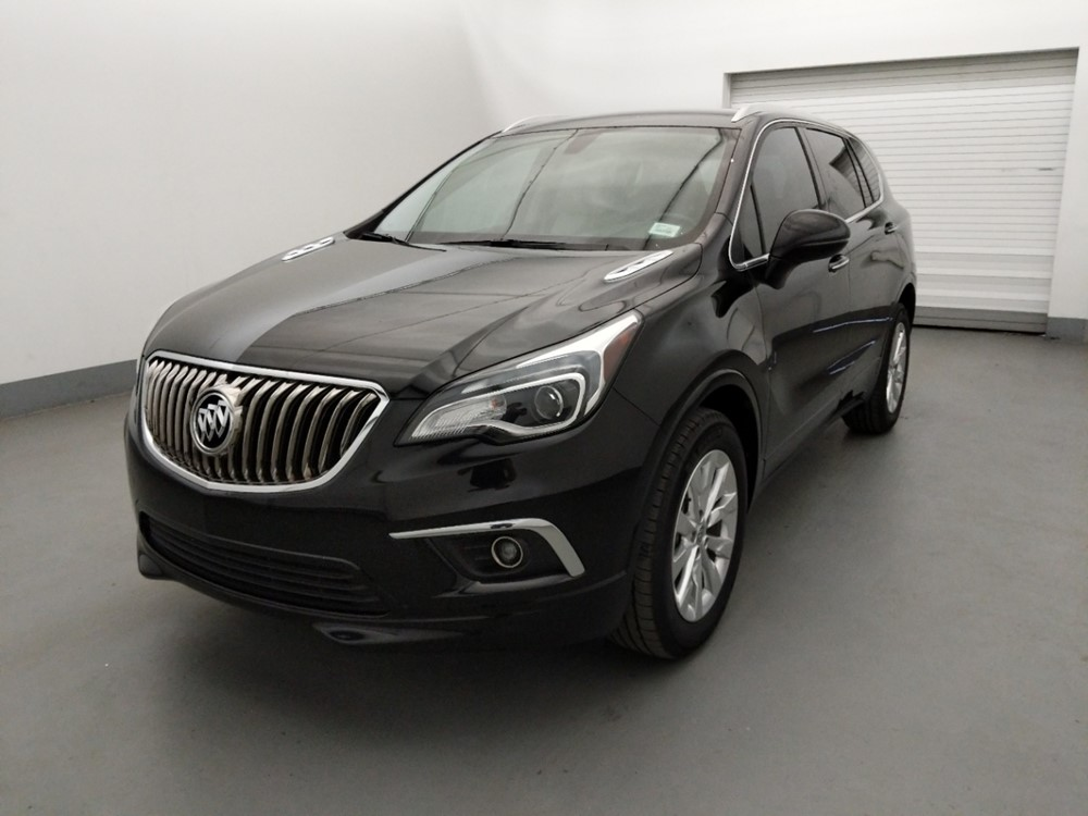 Used 2018 Buick Envision Driver Front Bumper