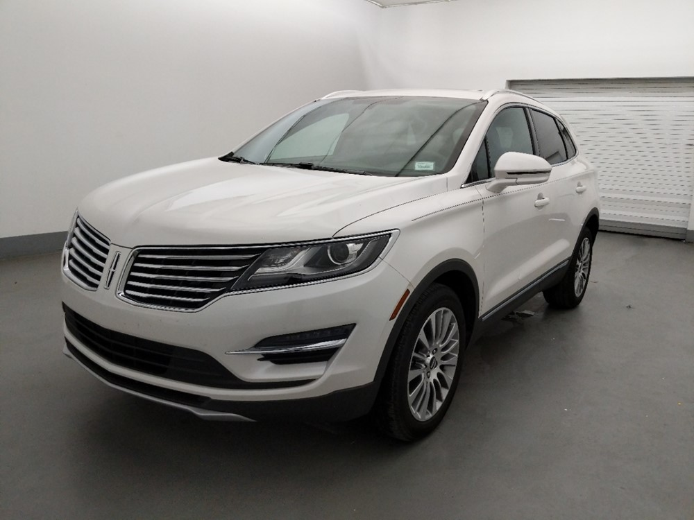 Used 2017 Lincoln MKC Driver Front Bumper
