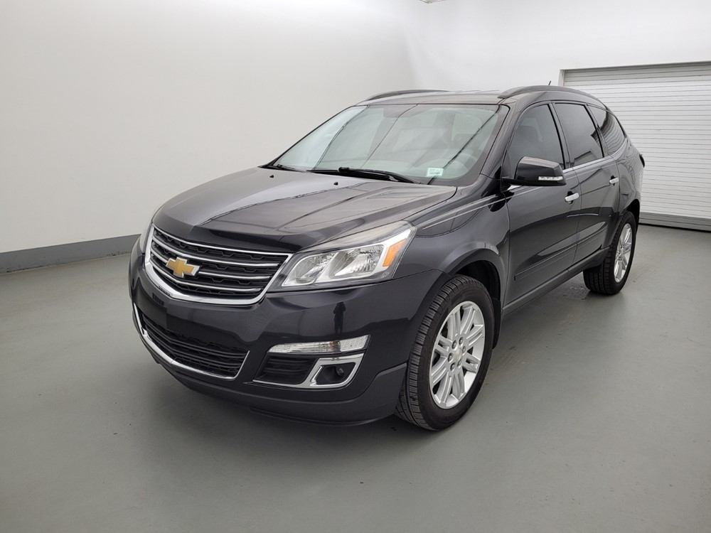 Used 2014 Chevrolet Traverse Driver Front Bumper