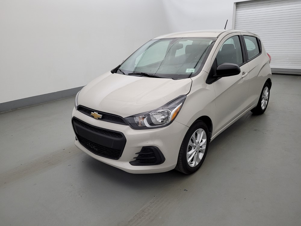 Used 2017 Chevrolet Spark Driver Front Bumper