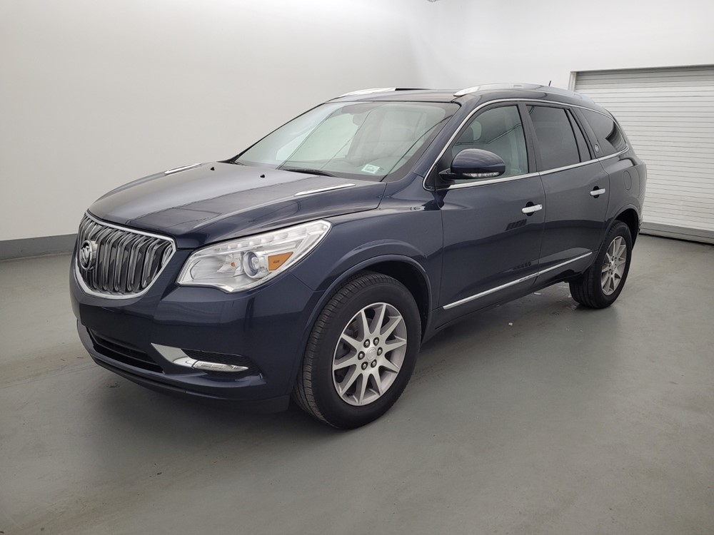 Used 2017 Buick Enclave Driver Front Bumper