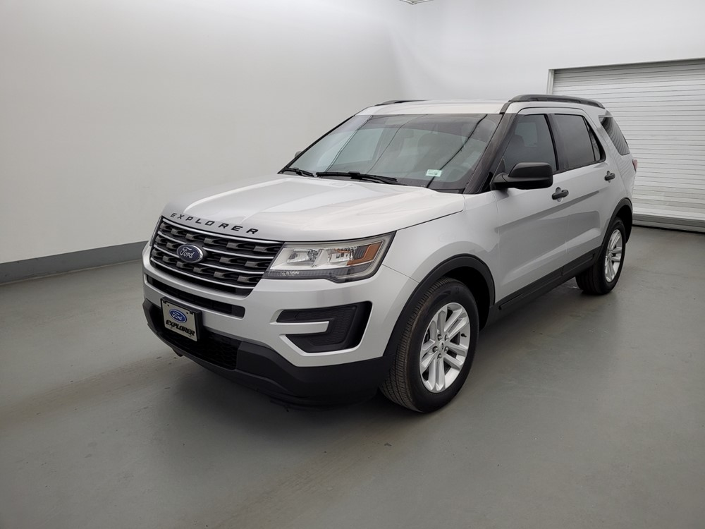 Used 2017 Ford Explorer Driver Front Bumper