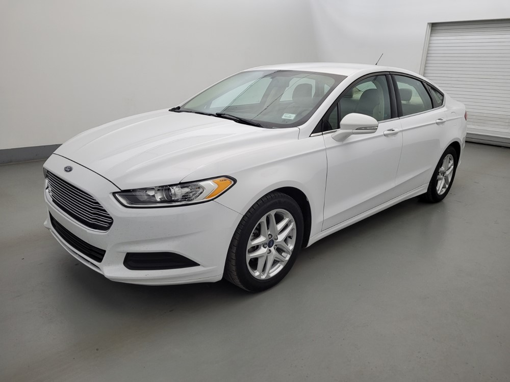 Used 2015 Ford Fusion Driver Front Bumper