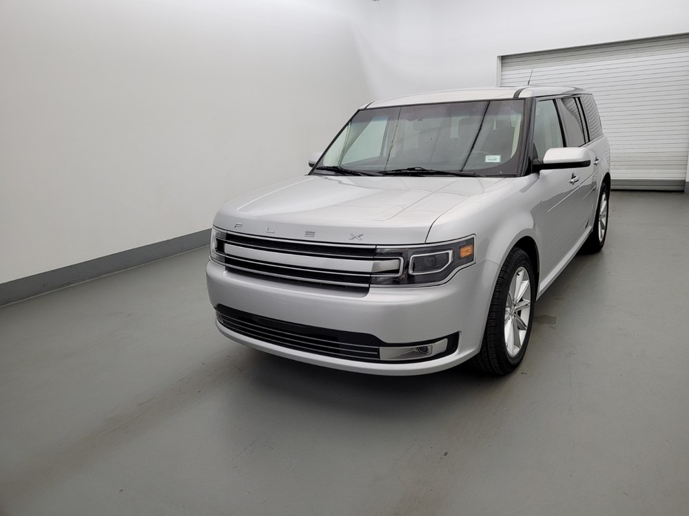 Used 2018 Ford Flex Driver Front Bumper