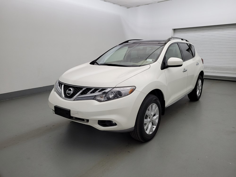 Used 2013 Nissan Murano Driver Front Bumper