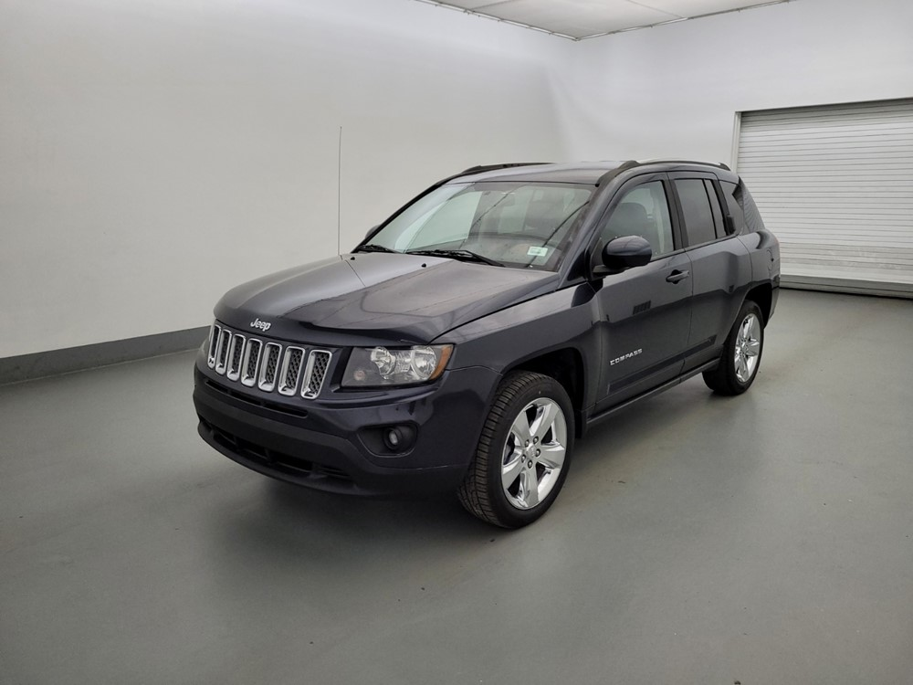 Used 2014 Jeep Compass Driver Front Bumper