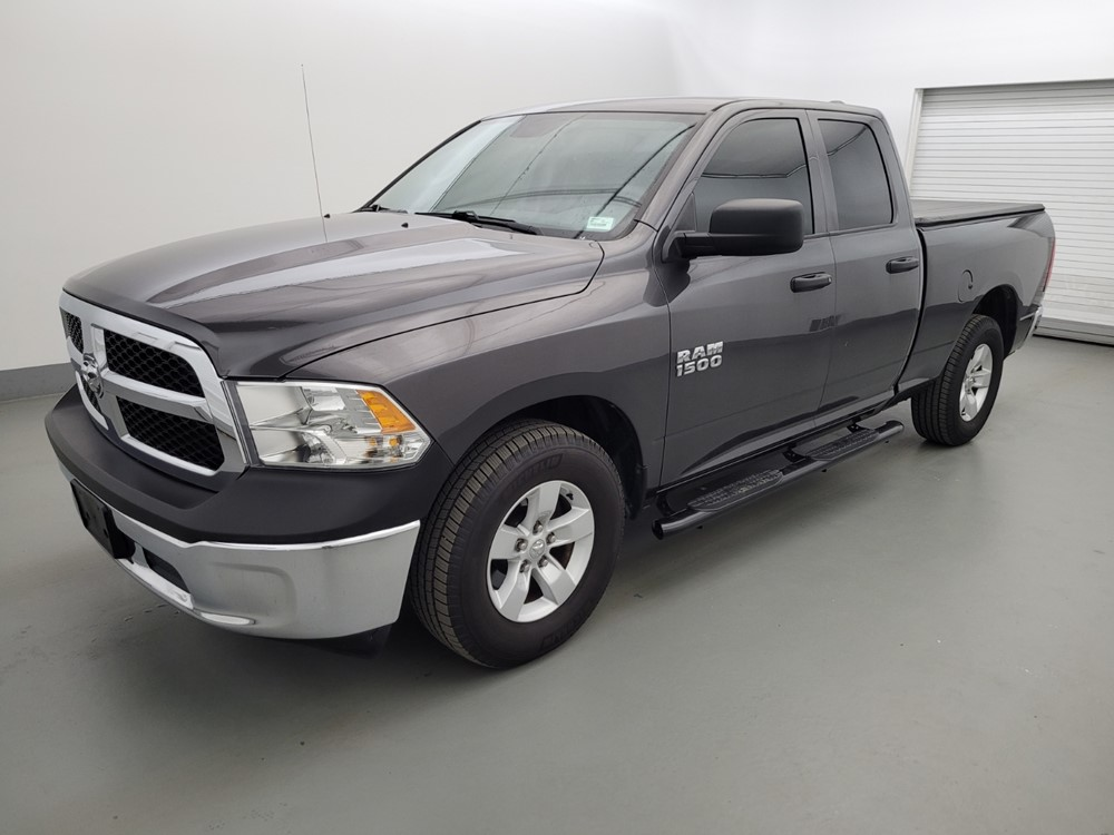 Used 2018 Dodge Ram 1500 Driver Front Bumper
