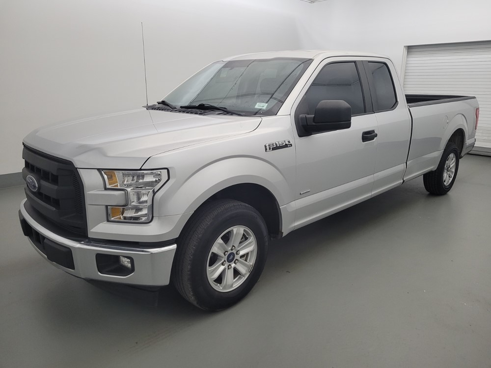 Used 2017 Ford F-150 Driver Front Bumper