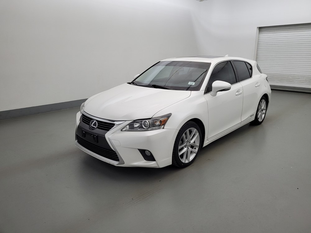 Used 2015 Lexus CT 200h Driver Front Bumper