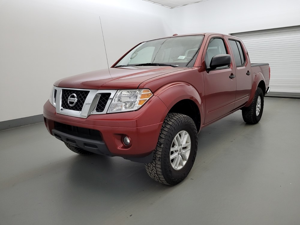 Used 2017 Nissan Frontier Driver Front Bumper