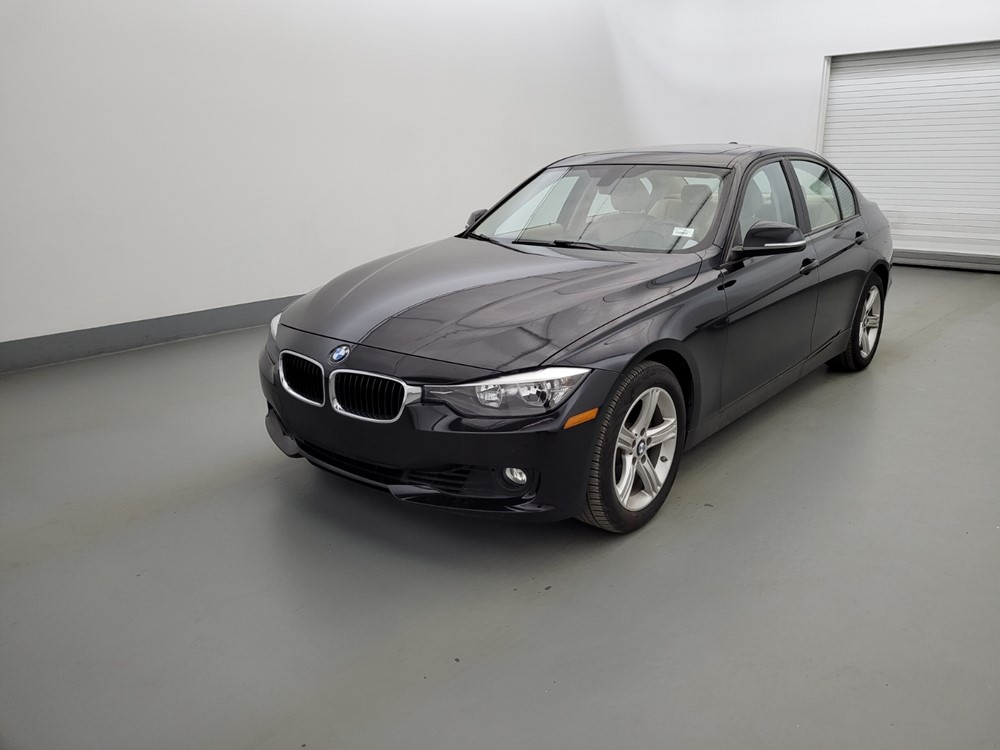 Used 2015 BMW 328i Driver Front Bumper