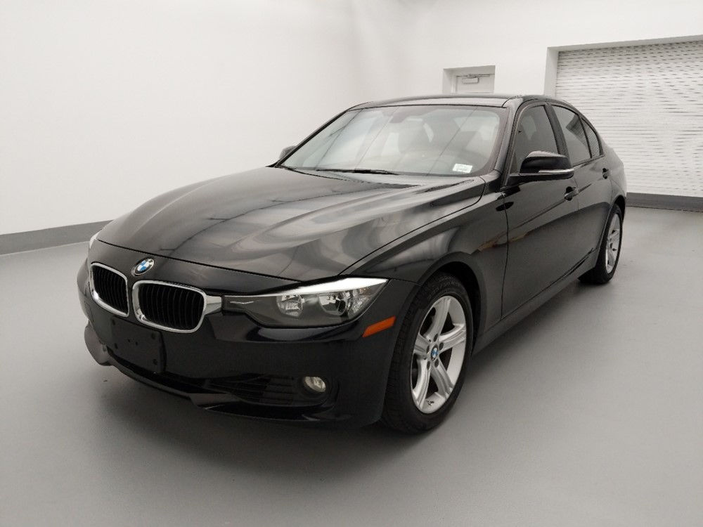 Used 2014 BMW 328i Driver Front Bumper