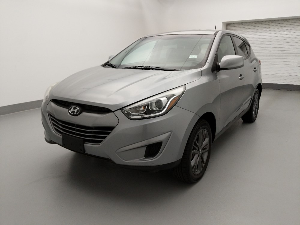 Used 2015 Hyundai Tucson Driver Front Bumper