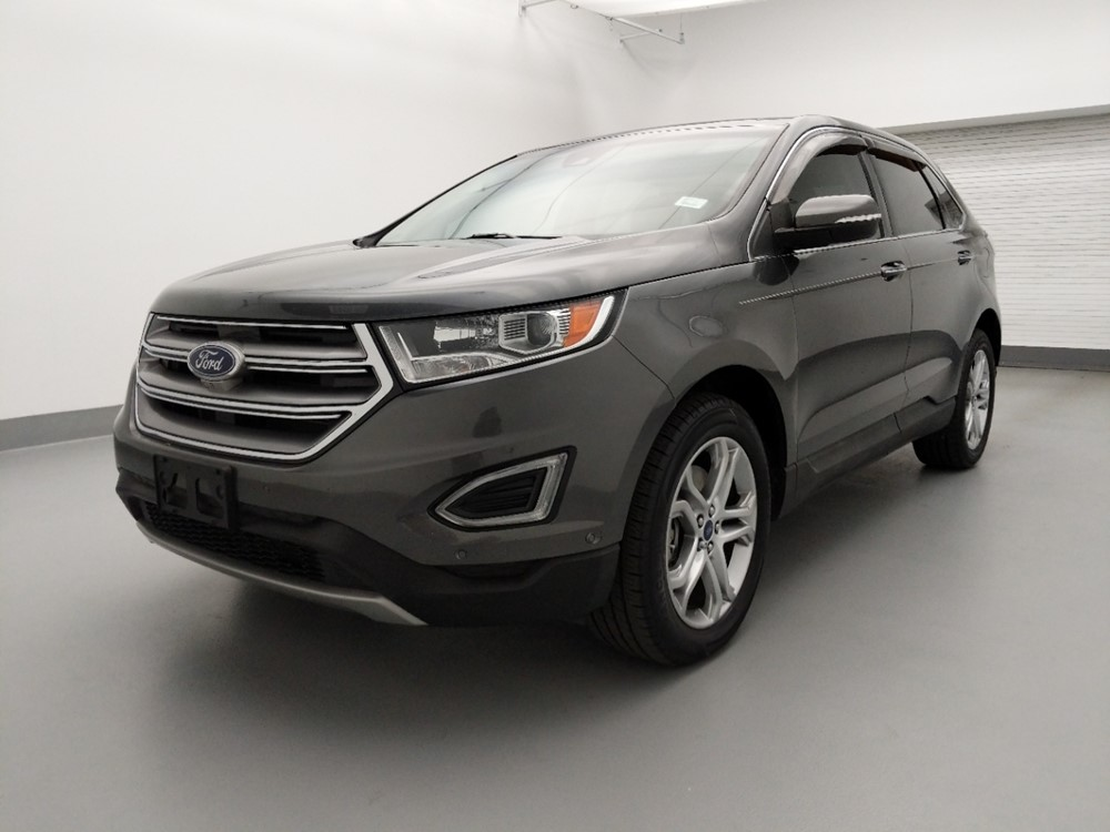 Used 2016 Ford Edge Driver Front Bumper