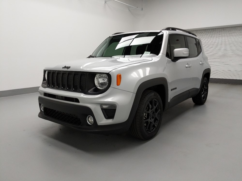 Used 2020 Jeep Renegade Driver Front Bumper