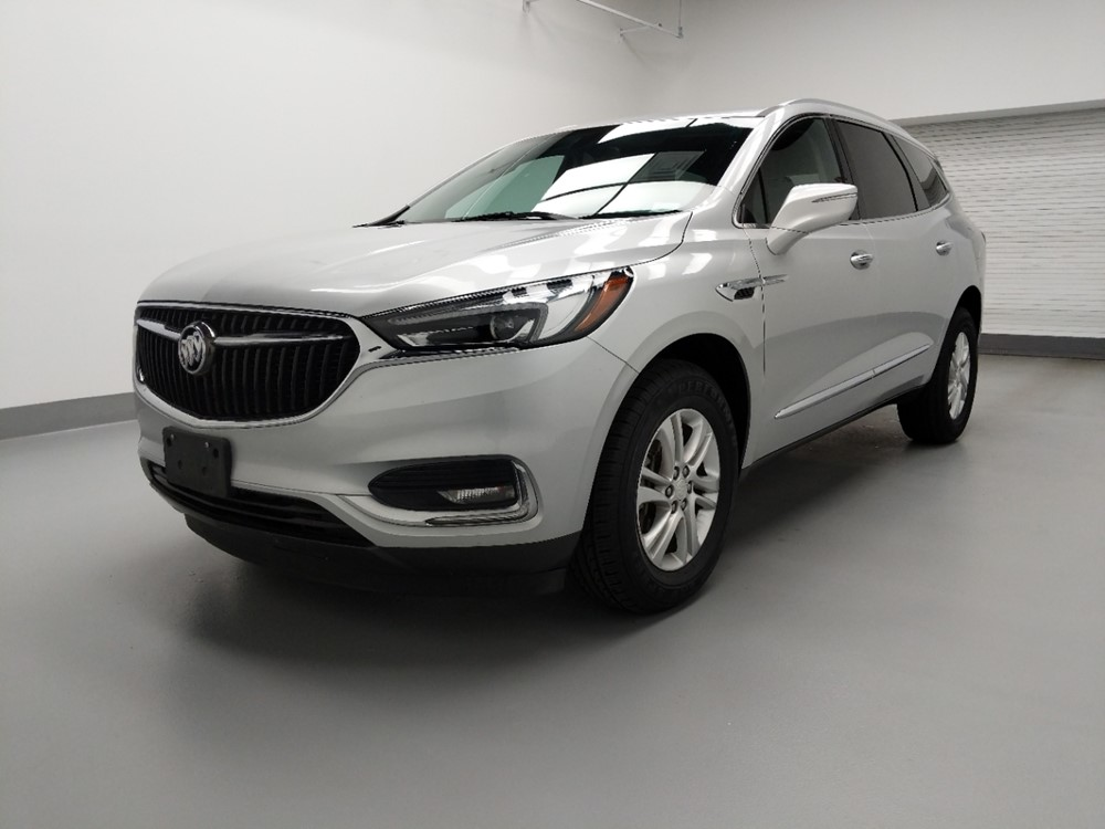 Used 2019 Buick Enclave Driver Front Bumper