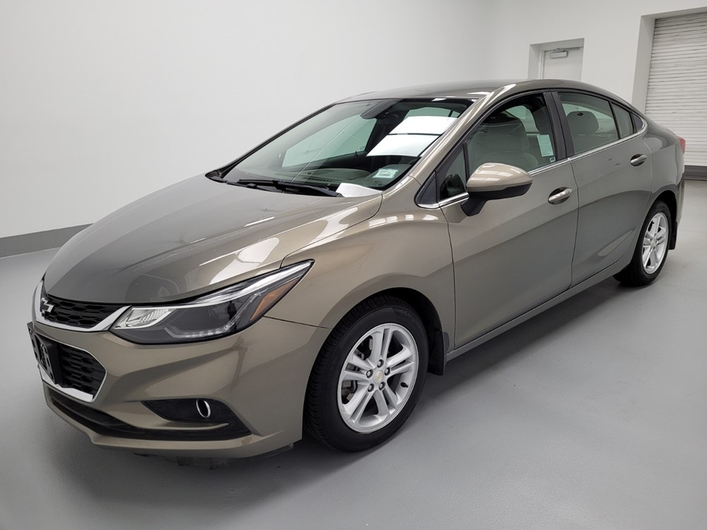 Used 2018 Chevrolet Cruze Driver Front Bumper