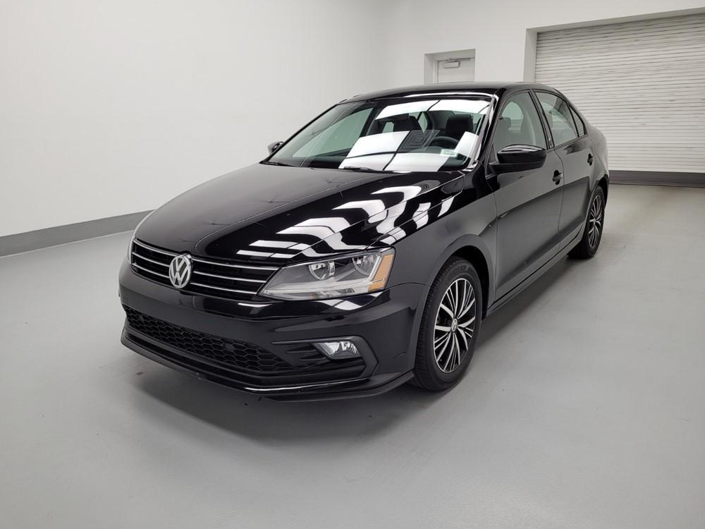 Used 2018 Volkswagen Jetta Driver Front Bumper