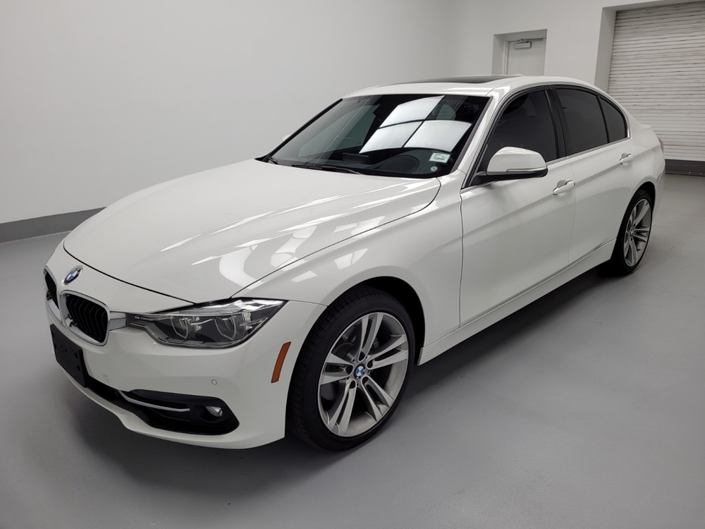 Used 2018 BMW 330i Driver Front Bumper